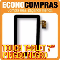 Touch Tablet China 7 Universal Pingbo Negra 100% Nueva!!!!!!