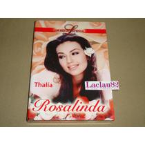 Thalia Rosalinda Amores De Leyenda 2004 Televisa Dvd