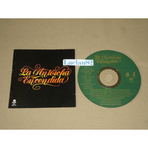 La Antorcha Encendida Jorge Avendaño 1996 Melody Cd