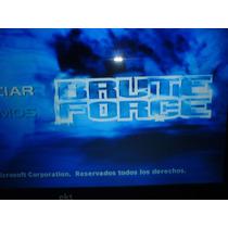 Brute Force De Xbox Compatible Con La X360