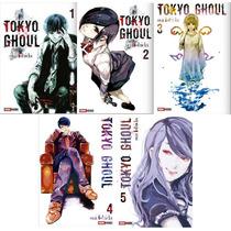 Mangas Tokyo Ghoul - Español Nuevo Panini Precio Por C/u