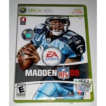 Madden Nfl 08 Para Xbox 360!!!