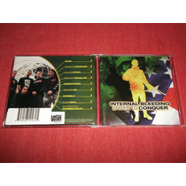 Internal Bleeding - Driven To Conquer Cd Usa Ed 1999 Mdisk
