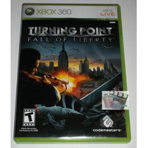 Turning Point / Fall Of Liberty Para Xbox 360