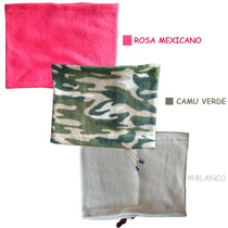 Coipa Gorro, Bufanda, Cubrebocas Militar Originales Unisex