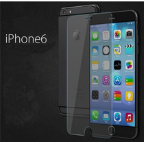Mica Cristal Templado Galaxy S6 Edge , Iphone 6 , Iphone 5