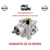 Bomba Licuadora Direccion Hidraulica P/caja Nissan Cabstar