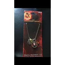 Collar Peeta De Los Juegos Del Hambre, The Hunger Games