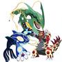 Pokemon Shinys 5 Ivs Para Omega Rubi Alfa Zafiro Legendarios