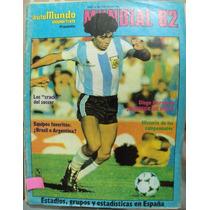 Revista Auto Mundo, Mundial Futbol España 1982, Maradona
