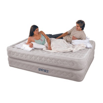 Tm Colchon Inflable Intex Supreme Air-flow Queen Airbed Nylo