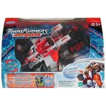 Tb Transformer Armada- Starscream With Minicon Swindle.