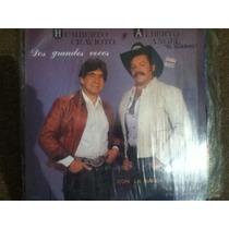 Disco Acetato: Humberto Cravioto & Alberto Angel