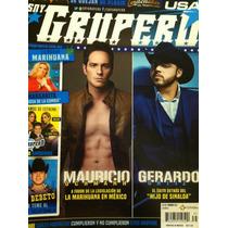 Gerardo Ortiz Paty Cantu Mauricio Ochman Revista Soy Grupero