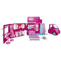 Barbie Hermanas La Vida En El Dreamhouse Camper