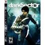Dark Sector Para Ps3 Playstation 3 Nuevo Y Sellado Mn4 Hm4