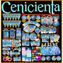 Mega Kit Imprimible Princesa Cenicienta Powerpoint Editable