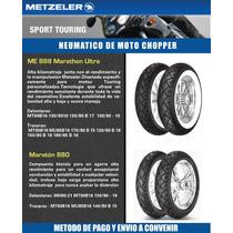 Llantas De Moto Chopper / Metzeler