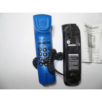 Teléfono Fijo Inalámbrico Nakazaki Mod. 8338n Seminuevo