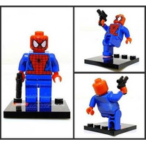 Mini Figuras Tipo Hombre Araña