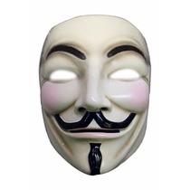 Mascara De V For Vendetta Para Adultos Envio Gratis