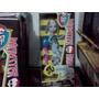 Monster High Abbey Bominable Patinadora Nueva