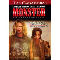 Dvd Monster Asesina En Serie ( Monster ) 2003 - Patty Jenkin