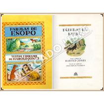 Fabulas De Esopo,harold Jones ,ed.promexa!!