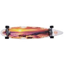 Tm Krown Sunset City Surf Longboard Skateboard
