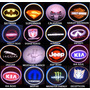 Proyector  Logo Led Luz D Cortes?Puerta Auto,62 Diferentes