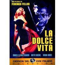 Dvd La Dulce Vida ( La Dolce Vita ) 1960 - Federico Fellini