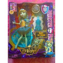 Monster High Frankie Stein Serie 13 Deseos