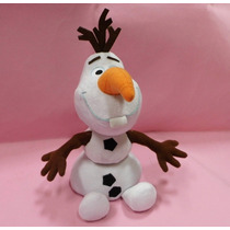 Precioso Muñeco Peluche Frozen Olaf Desarmable 28cm