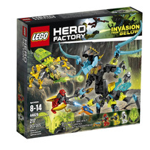 Lego Hero Queen Beast Vs Furno , Evo & Stormer Modelo 44029