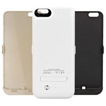 Cargador Funda Batería Externa Iphone 6 Plus 4200 Mah