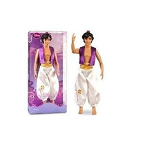 Disney Classic Príncipe Aladdin Muñeca En Traje De Campesina