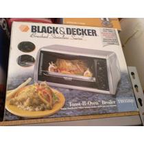 Horno Black & Decker Toast R Oven