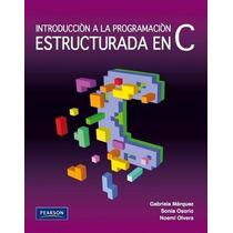 Libro: Introducción A La Programación Estructurada Pdf