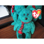 Peluche Osito Verde Beanie Baby Ty Wallace