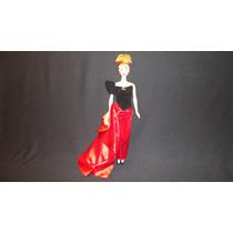 Barbie Muñeca Avon Winter Splendor Muse Tipo De Colección