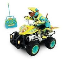 Vehículo Nkok Scooby Doo Jinete De Atv Por Control Remoto
