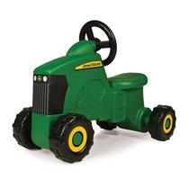 Tb Construccion Ertl John Deere Sit-n-scoot Tractor