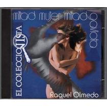 Raquel Olmedo Cd Mitad Mujer Mitad Gaviota 1997