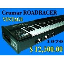 Piano Electrico Krumar Roadracer Vintage 1970