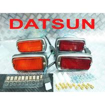 Datsun 510, 620 Pick Up, 240z Set Cuartos Laterales Nuevos