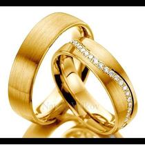 Argollas Matrimonio Mod. Passione En Oro 14k Matrimoniales