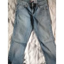 Lote De Pantalones De Mesclilla Para Jovencita Talla 5