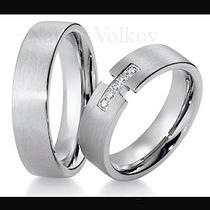 Argollas De Matrimonio Mod. Siluett En Oro 10k Matrimoniales