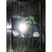 Alejandro Sanz Video Vhs Nuevo Sin Abrir