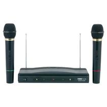 Tm Kareoke Naxa Nam-984 Dual Handheld Wireless Microphone